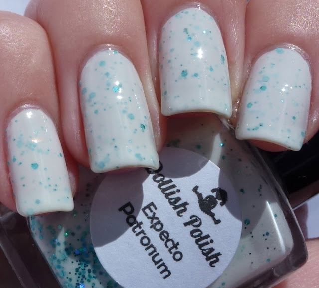 Expecto Patronum, Dollish Polish, swatch