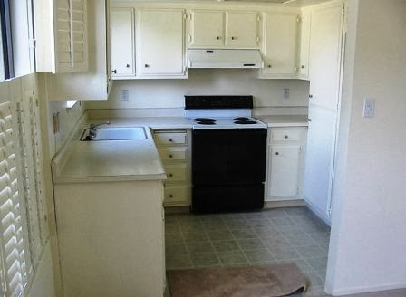 contoh gambar dapur sempit minimalis