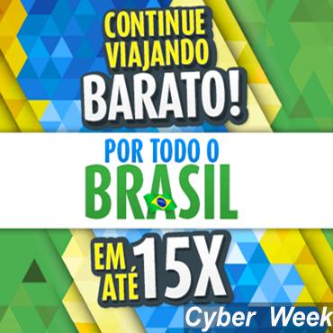 Ofertas imperdíveis na Cyber Week Vem Viajar.com