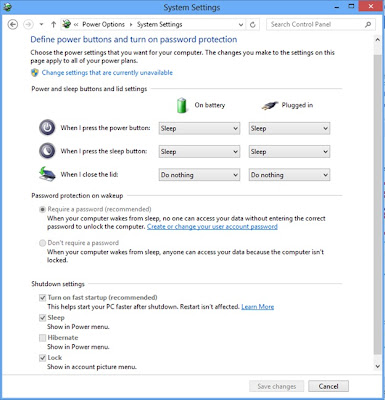 How to Enable Hibernate Mode in Windows 8