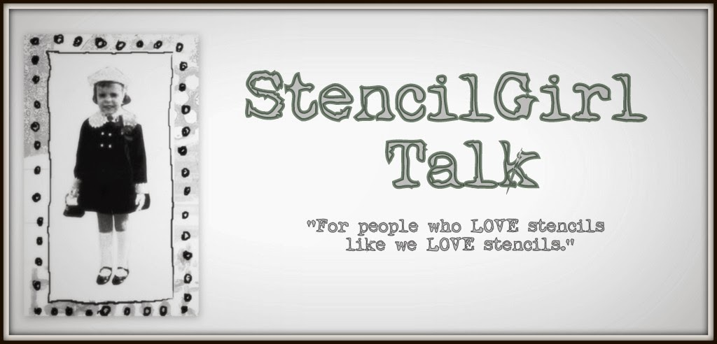 StencilGirl Talk