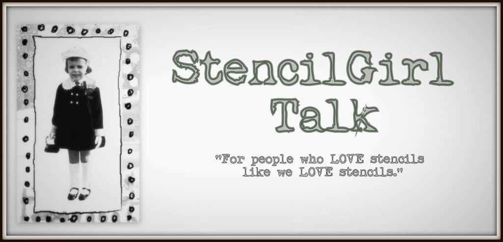 StencilGirl Talk