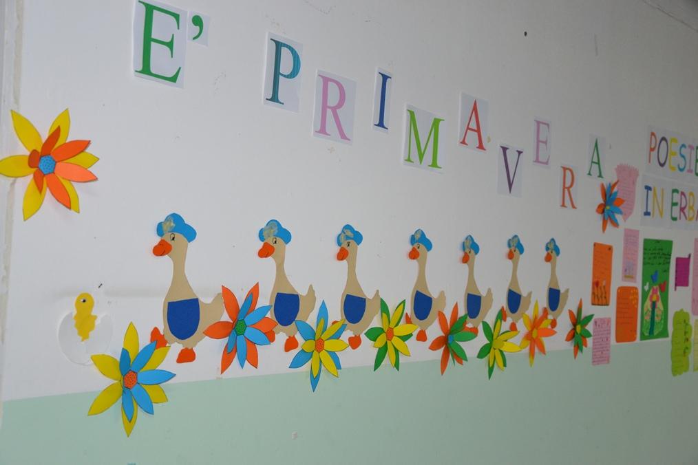 Addobbare Gli Spazi Della Scuola A Primavera