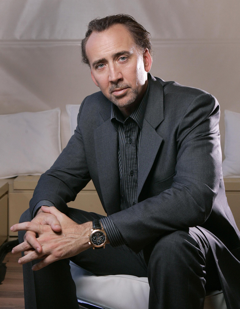 Nicolas Cage - Images Colection