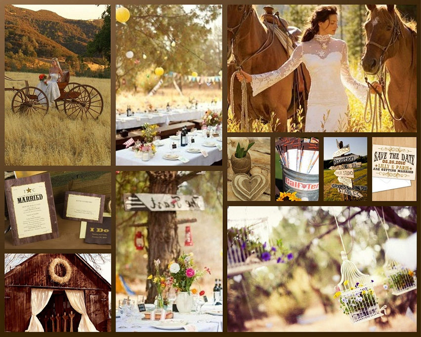 Western Theme Decorating Ideas