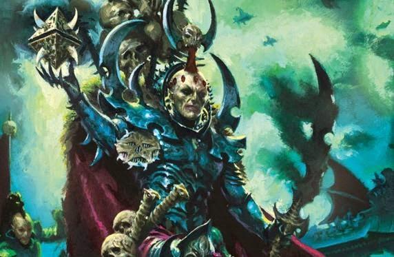 Dark Eldar Warlord Traits and Combat Drugs