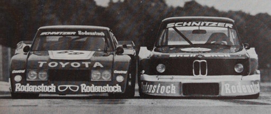 Schnitzer, Toyota Celica, pierwsza generacja, kultowy sportowy samochód, stare auto, oldschool, japońska fura, galeria, wyścigowy, LB turbo
