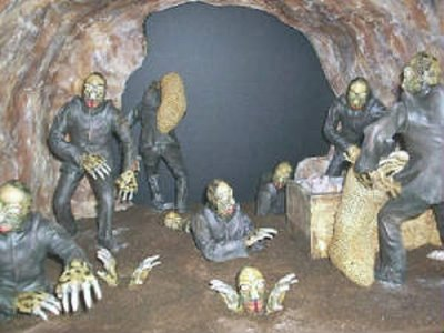 Manusia Di Dalam Tanah