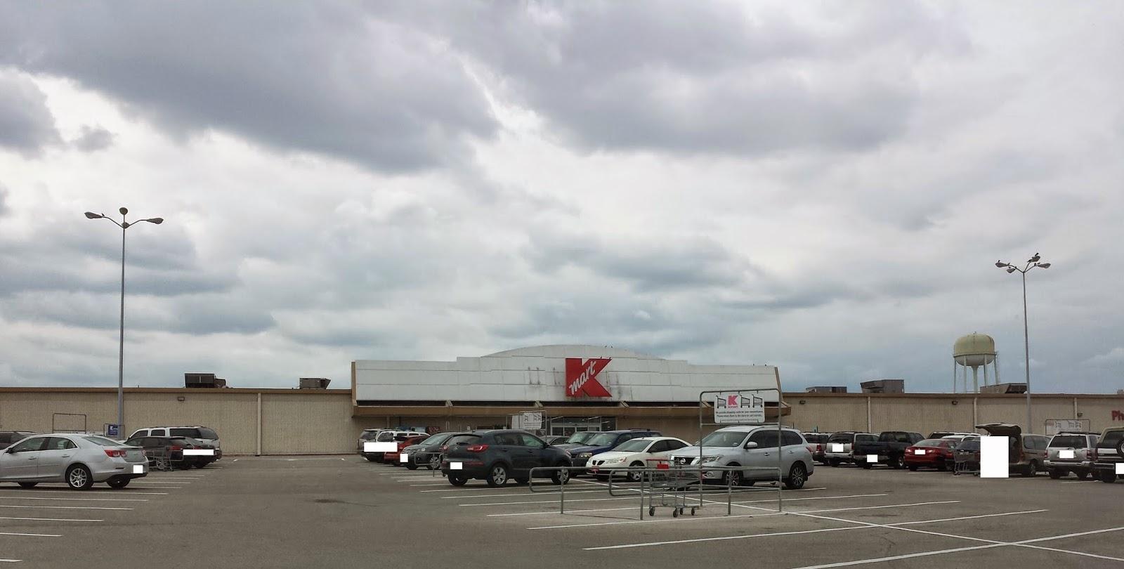 Louisiana and Texas Southern Malls and Retail: Kmart Kileen Tx