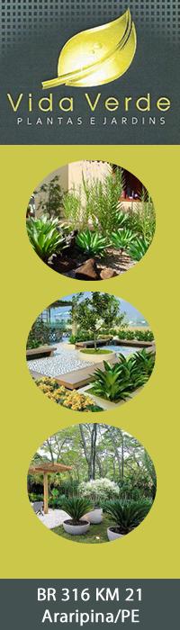 Vida Verde Plantas e Jardins
