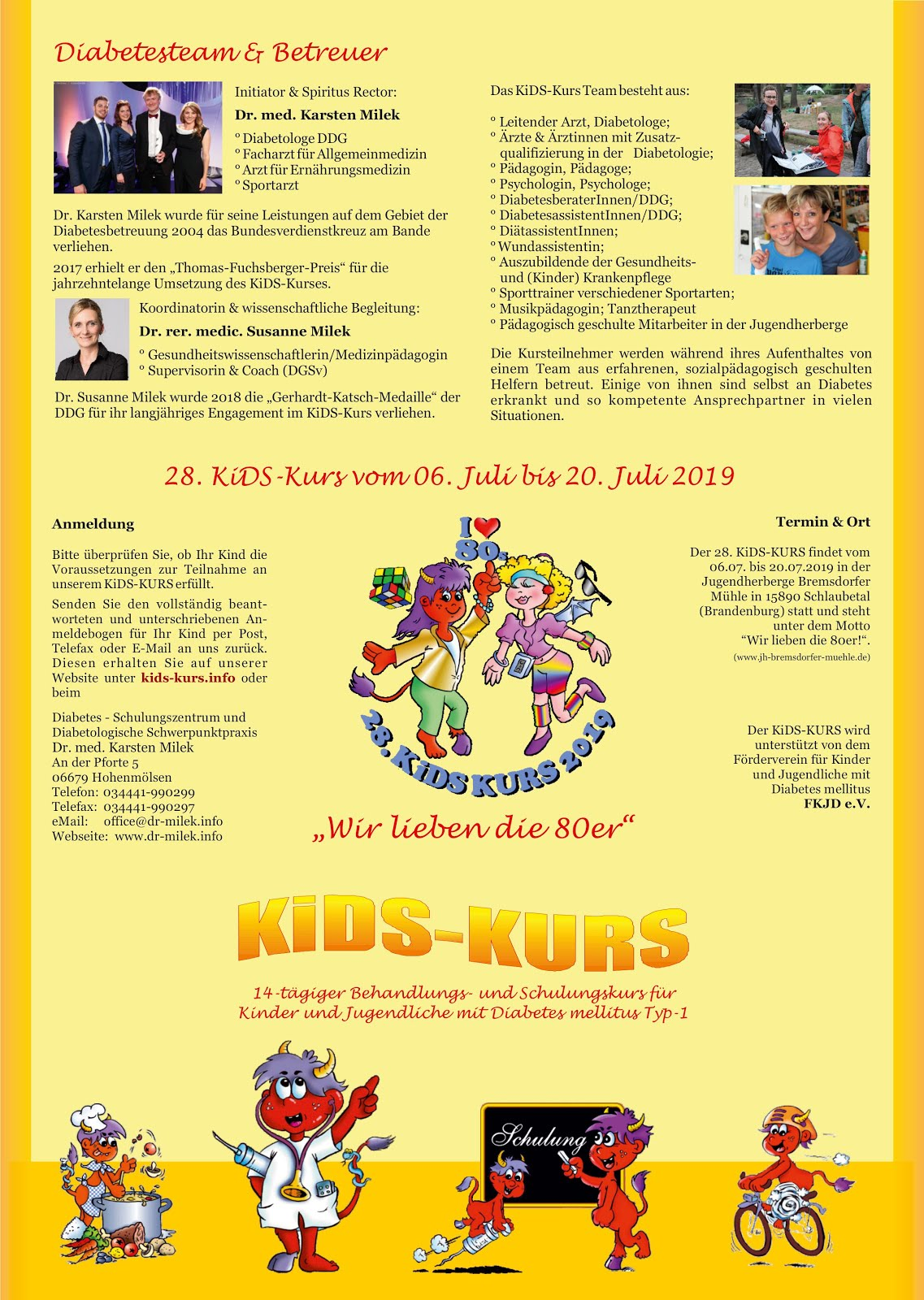 28. KiDS-Kurs 2019
