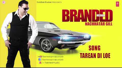 nachhatar gill-tareyan di loye hd video song