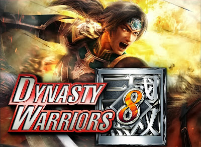 Dynasty Warriors 8 PS3 game