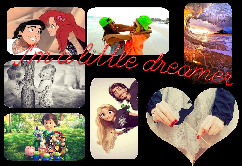 I'm a little dreamer