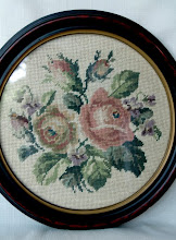 Rose Needlepoint