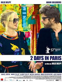 2 Days in Paris - Julie Delpy and Adam Goldberg