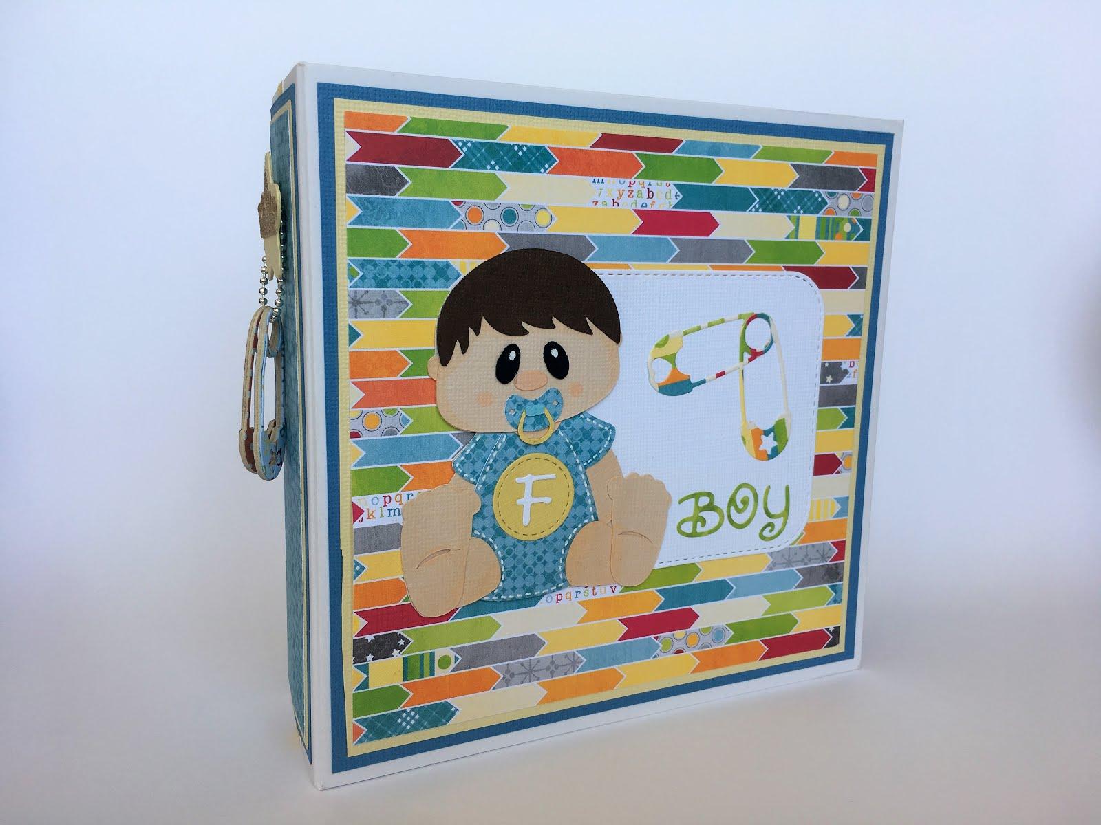 Album Nascita Baby Boy