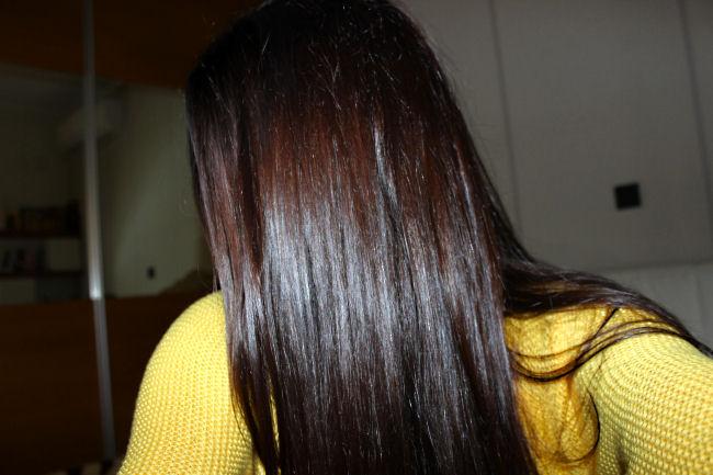 Dark brown hair and blue eyes. Brunette. Hair trends 2014/2015. Long healthy brown hair. Dark brown hair.