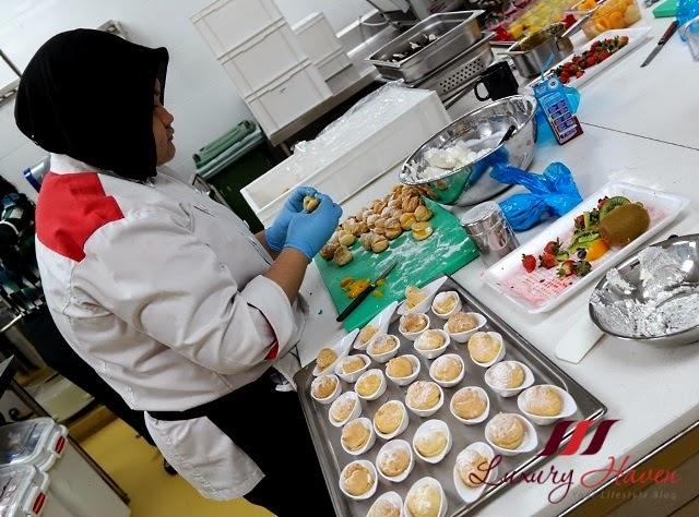 doubletree hilton johor bahru kitchen tour