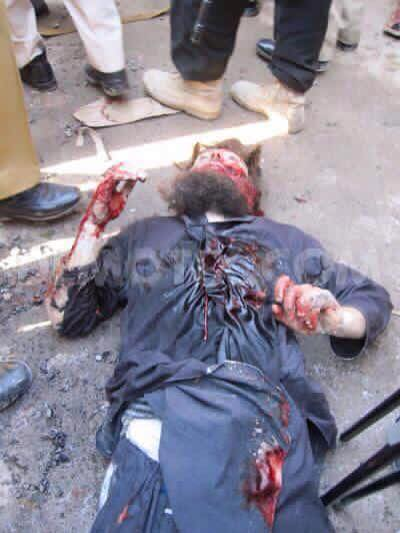 Photos: Terrorist Attack in Gurdaspur (Punjab) – All terrorists killed