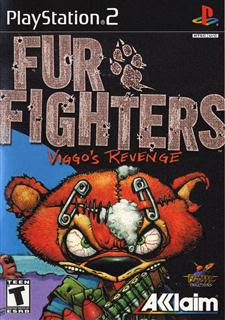 download Fur Fighters: Viggo's Revenge PS2