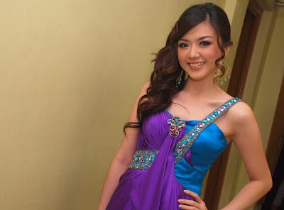 Franda, Artis dan Presenter Cantik
