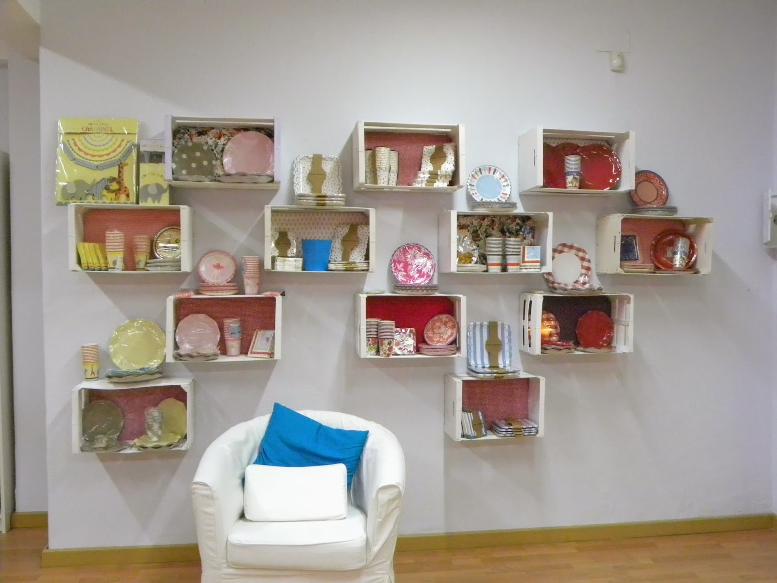 Miss perchitas pulgar de elefante - Manualidades con muebles ...