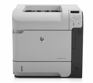 Driver Printer HP LaserJet Enterprise 600 M602n Free Download