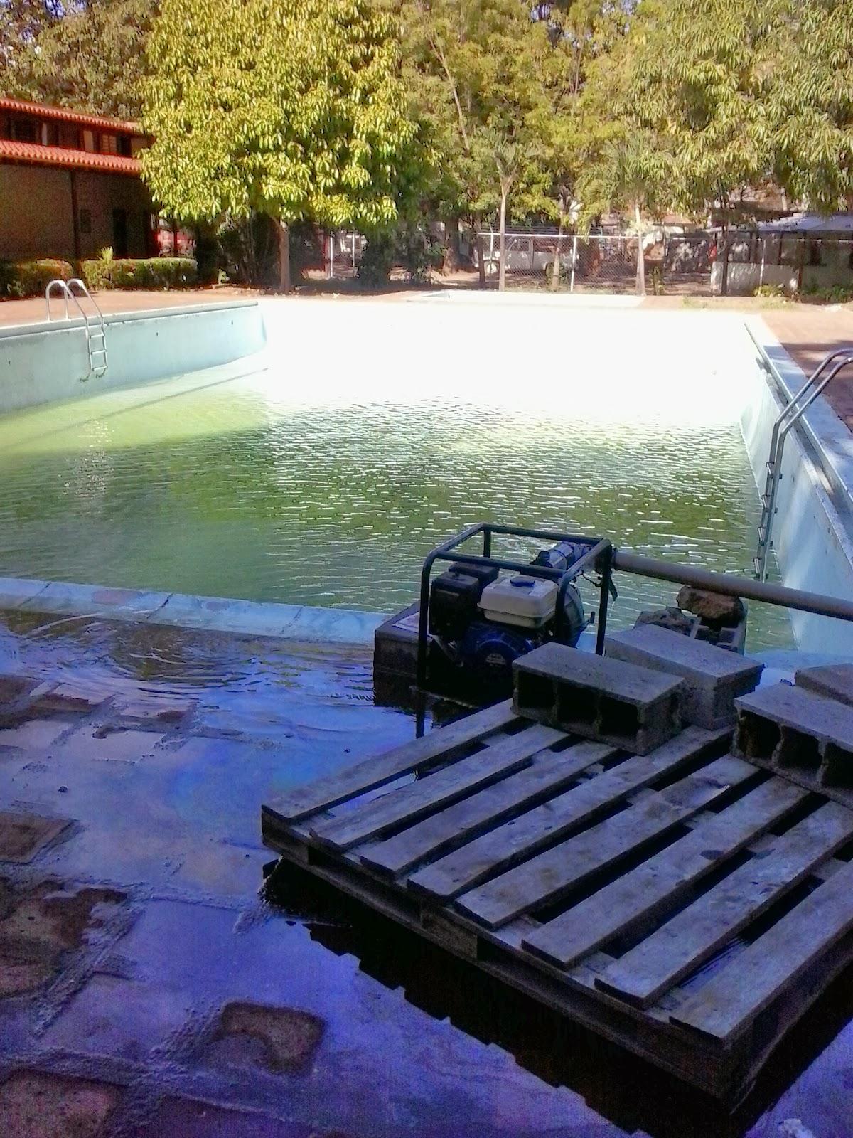 Alcald a del municipio jos tadeo monagas alcald a de for Vaciado de piscina