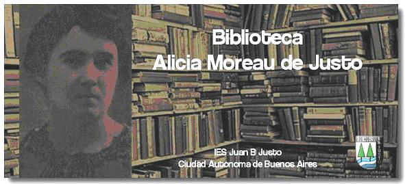 Biblioteca Alicia Moreau de Justo