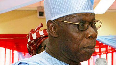 NIGERIA IS CURSED WITH VERY BAD LEADERS ––OBASANJO EXPLODES; MENTIONS NAMES Obasanjo+1