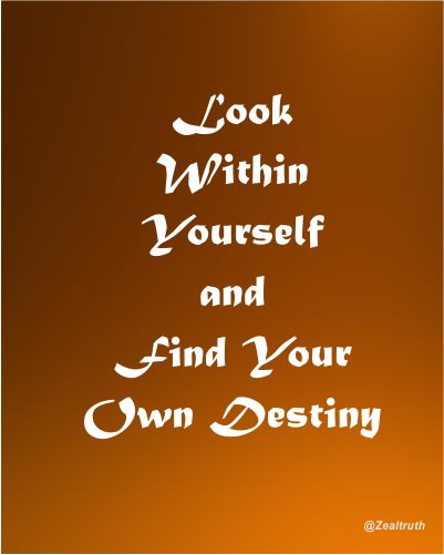 Look Within Yourself Quotes. QuotesGram