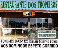 RESTAURANTE DOS TROPEIROS