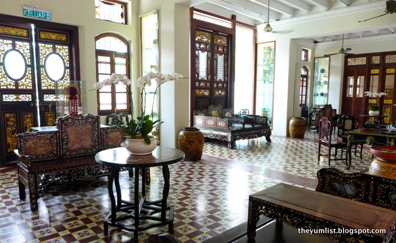 Seven terraces georgetown penang malaysia the yum list for Terrace 9 classic penang