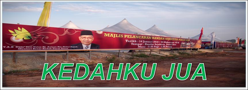 Kedah Ku Jua