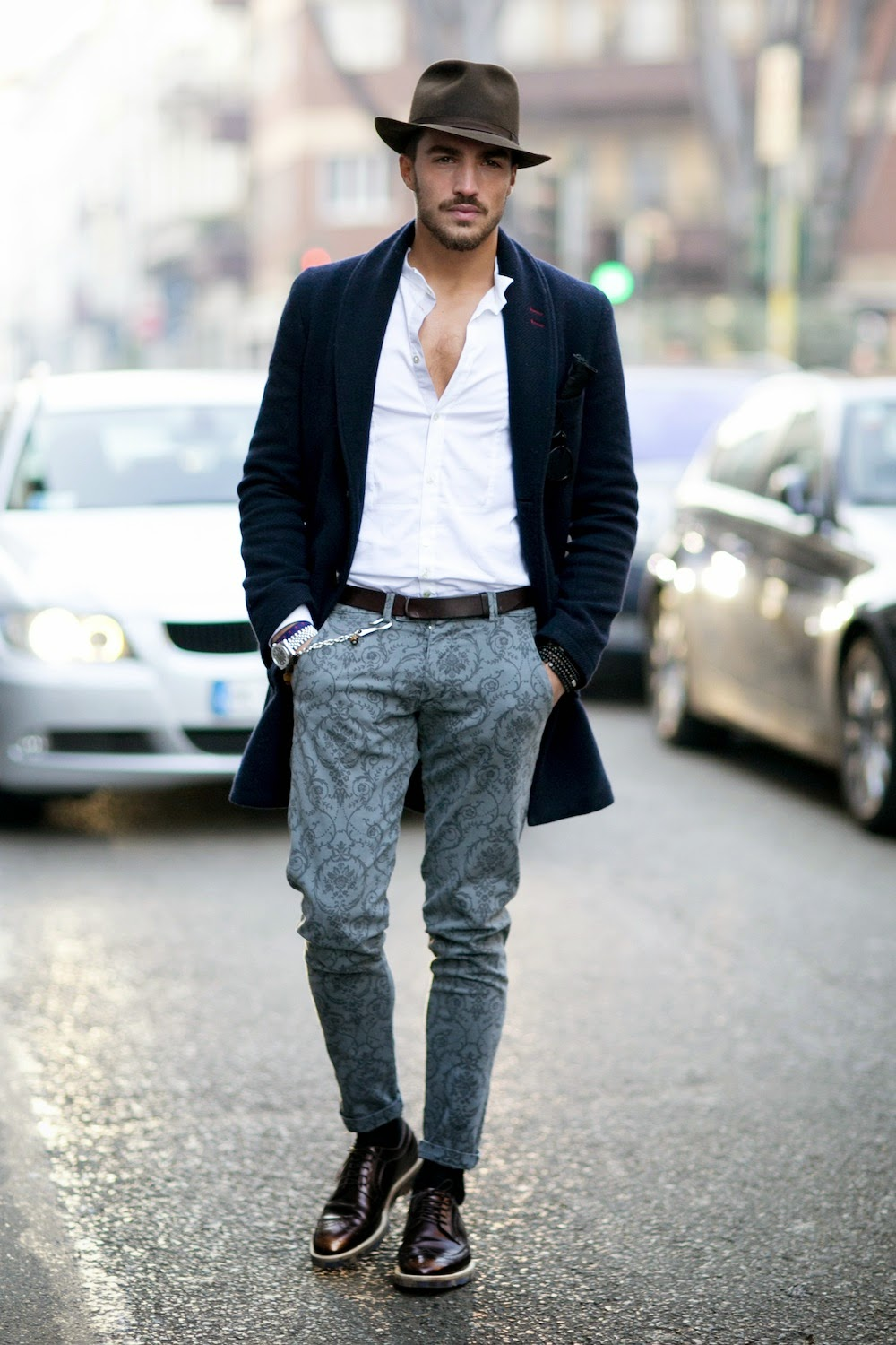 Modello Momento Style Men 39 S Celebrity Street Style Discover What They Wear