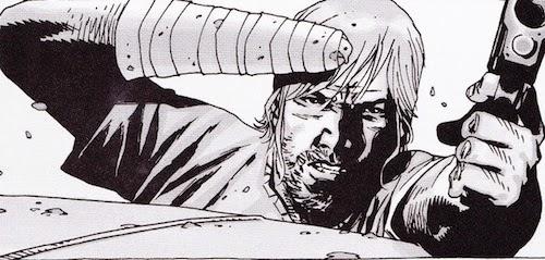 The Walking Dead Rick La Tropa Friki
