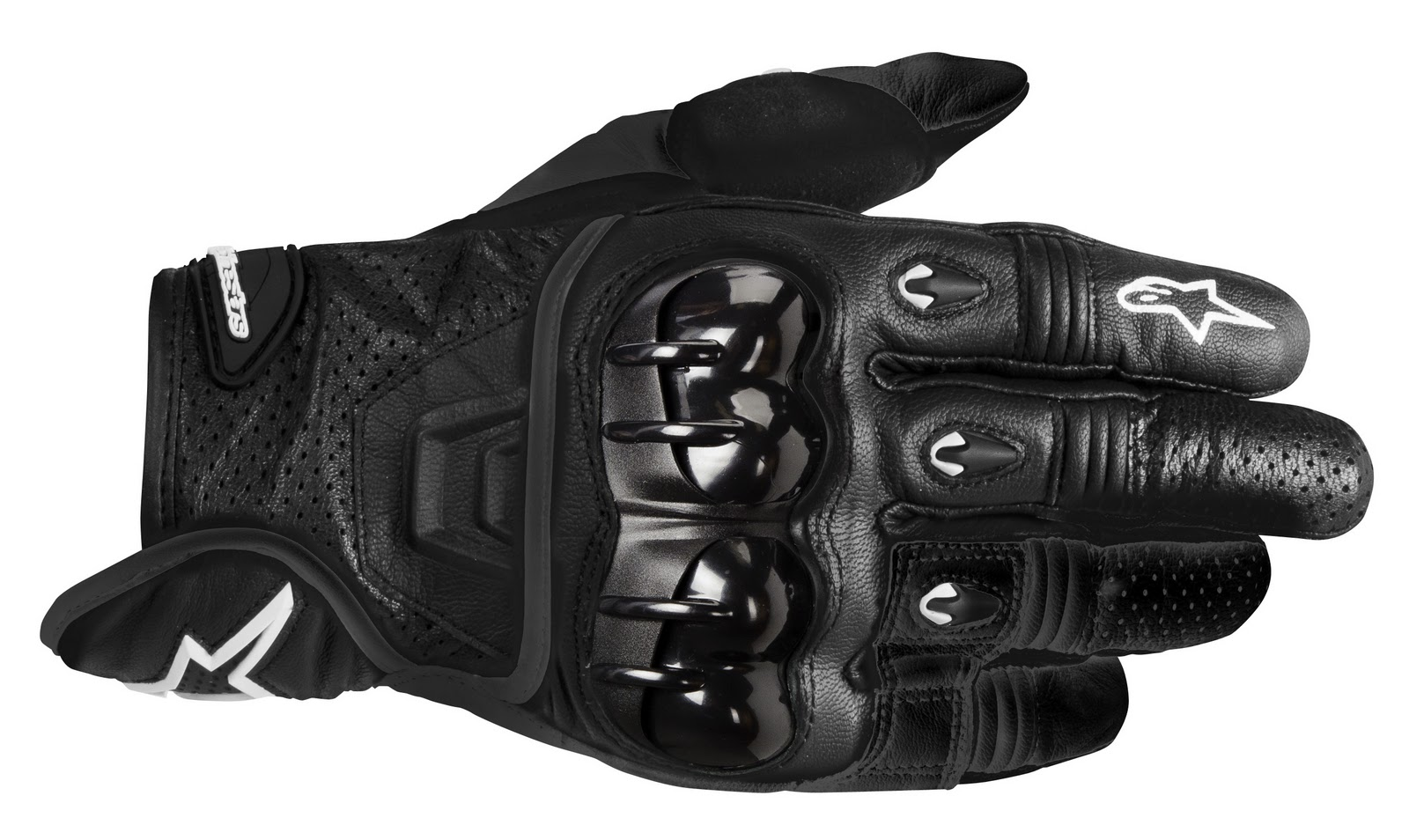 Motorcycle gloves double cuff - Motorcycle Jackets Helmets And Gear Reviews