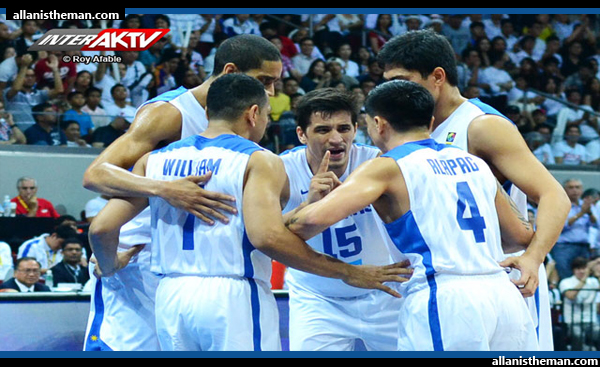 Gilas Pilipinas must win games vs USA, Taipei B to keep Jones Cup title hopes