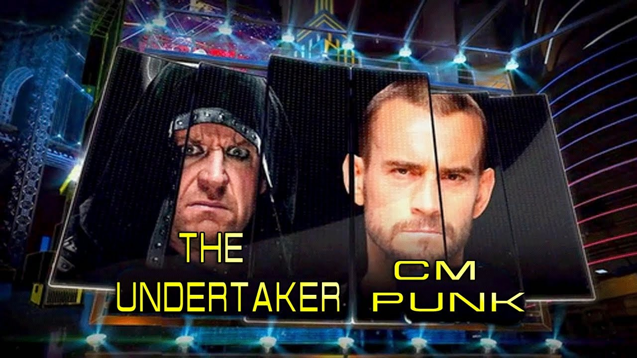 Undertaker vs CM Punk