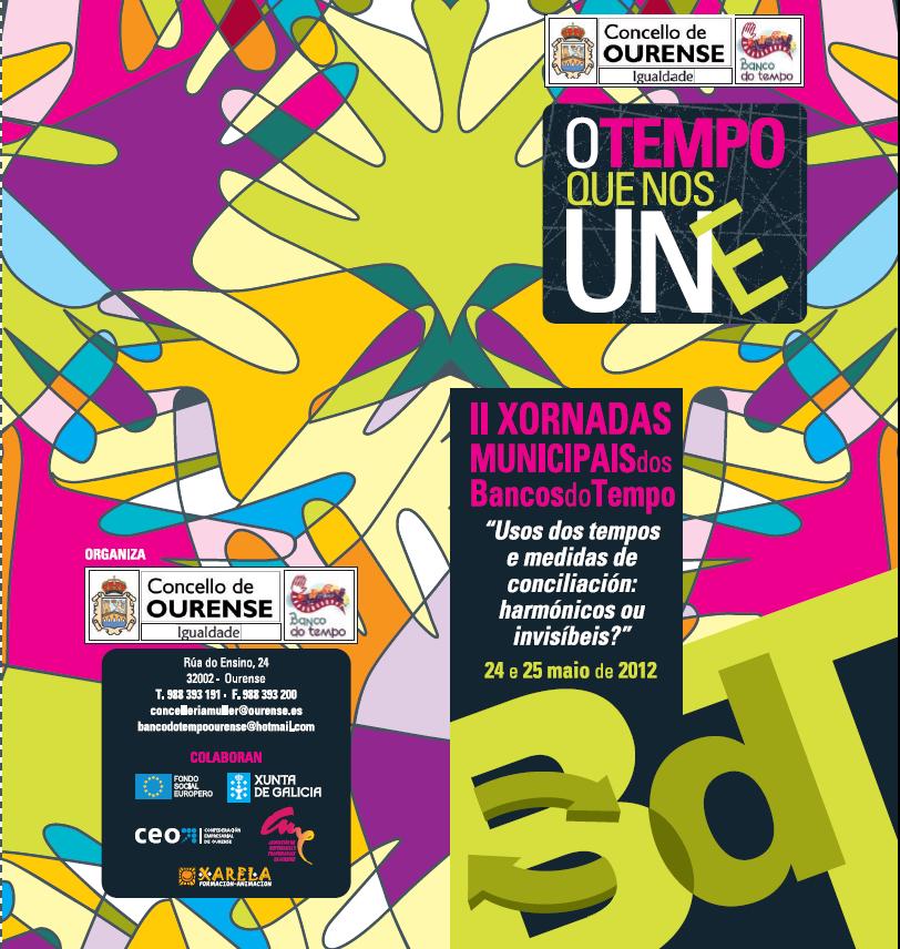 BANCO DO TEMPO Concello de Ourense