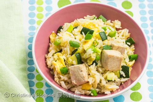 吞拿魚炒飯 Tuna Fried Rice02