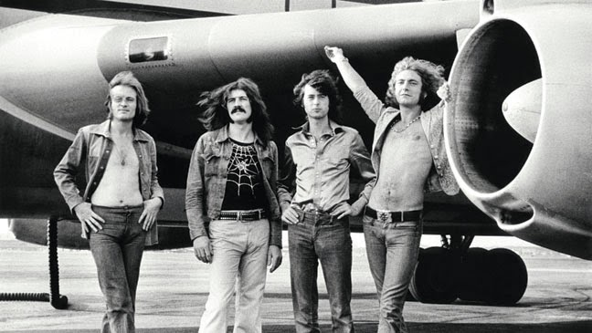 led zeppelin - band