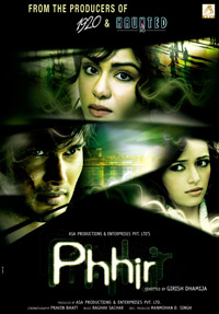 Download Bollywood Movie Phhir Hindi MP3 Songs, Download Phhir Hindi Movie MP3 Songs