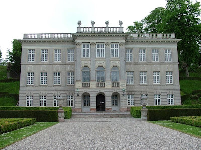 Photograph of Marienlyst Castle, Helsingør