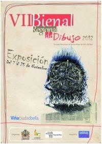 CATÁLOGO VII BIENAL DE DIBUJO 2012