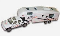 RV Die Cast Collectible