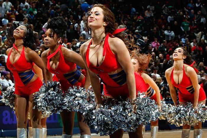 Hot nfl dancers