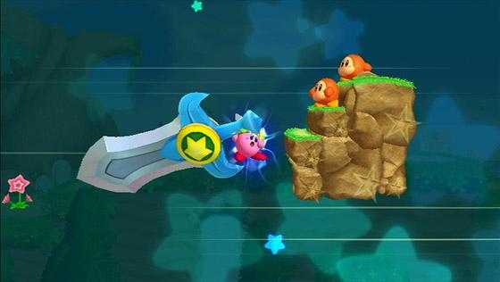 Vídeo e Imagens de Kirby's Return to Dreamland (Wii). Dreamland-1