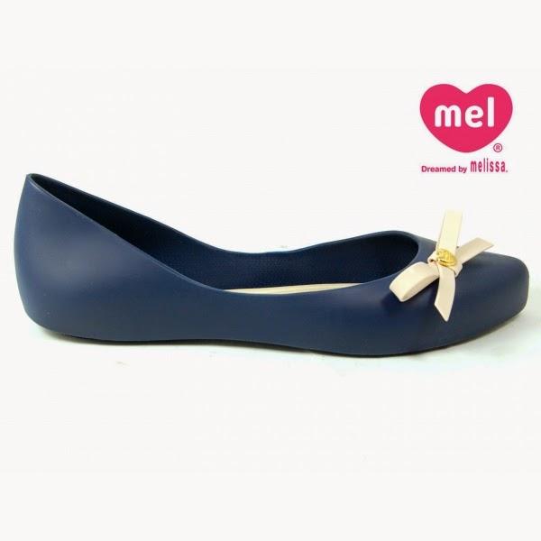 Baleriny Mel by Melissa
